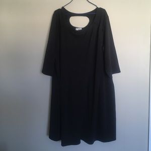 Avenue Dresses & Skirts - Black textured dress
