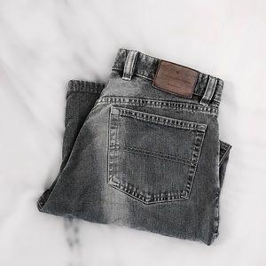 Ermenegildo Zegna Denim - FINAL FLASH- Ermenegildo Zegna Washed Baggy Jeans