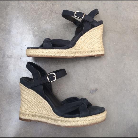 Cole Haan Nike Air Wedge Sandals