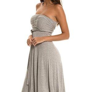 elan Dresses & Skirts - elan Convertible dress!