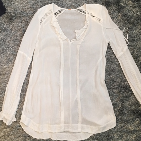 Free People Tops - Free People Dream A Little Dream top tunic SALE!