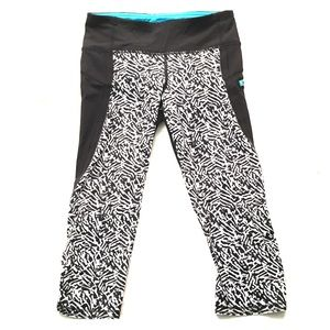 *SALE* Lululemon Cropped/Capri leggings in Size 4