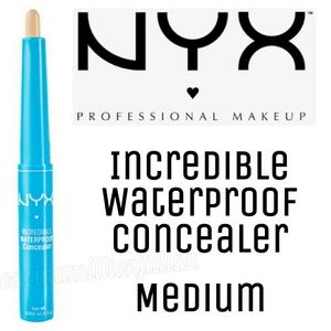NYX Other - 🎀 NYX Incredible Waterproof Concealer - Medium