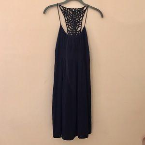 Akiko Dresses & Skirts - Akiko Navy Blue Dress