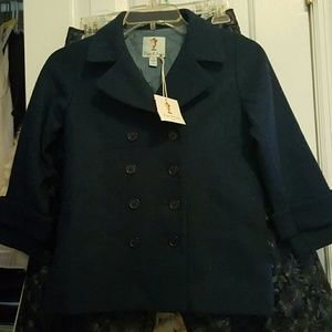 Papo d'Anjo Other - Papo d' Anjo pea coat for girls