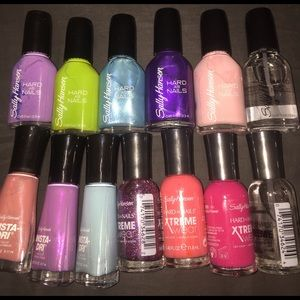 Sally Hansen Other - Set of 13 Sally Hansen Nail Polish
