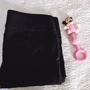 First Kick Denim - First Kick Black Maternity Jeans