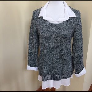AB Studio Sweaters - 🎉 worn once 🎉 ladies sweater