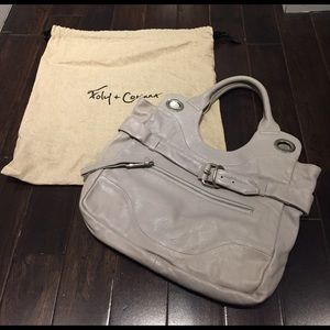 Foley + Corinna Handbags - New Foley & Corinna Jet Set Mini Tote