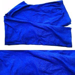 torrid Pants - Blue Sparkle Leggings