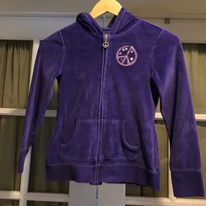 Justice Other - Justice girls size 8 hoodie
