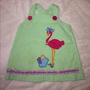 Rare Editions Other - Rare Editions 4T girls flamingo top