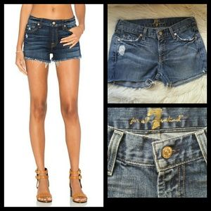7 For All Mankind Pants - 7 for all Mankind Jean short size 26