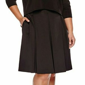 Ashley Nell Tipton Dresses & Skirts - Ashley Nell Tipton Black Skirt