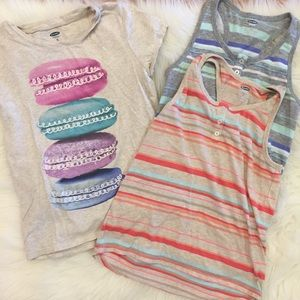 Old Navy Other - 3 Old Navy Top Bundle