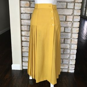 Vintage Full Length Skirt