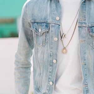 SALE | Silver Bullet Necklace
