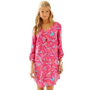 NWT Lilly Pulitzer Arielle Tunic Dress