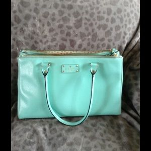 Kate Spade Martine Wellesley leather purse