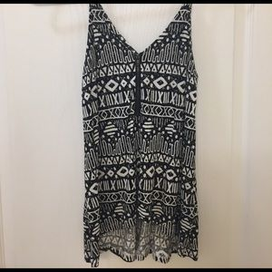 Urban Outfitters Tribal Print Tank