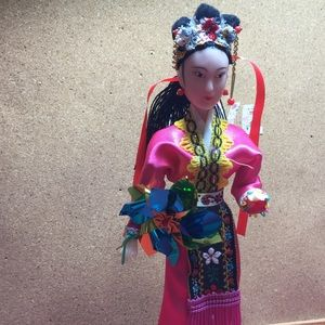 Other - China Doll-Collector item. New (made of plastic)