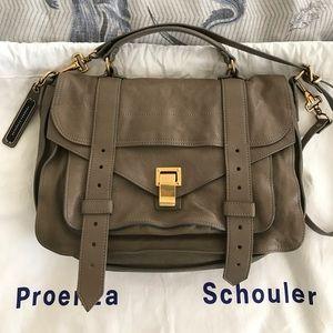 Proenza Schouler Handbags - Proenza Schouler PS1 Medium in Smoke