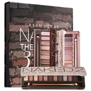 Urban Decay Other - New Limited Edition Urban Decay Naked 3some Vault!