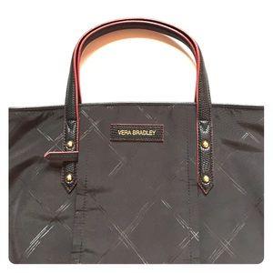 Vera Bradley Handbags - Vera Bradley black tote