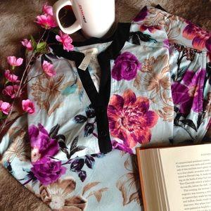 Soma Other - Soma Floral Pajama Set