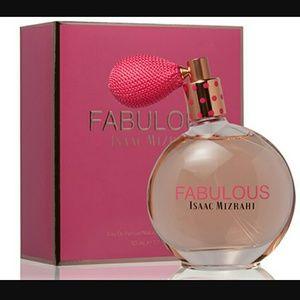 Issac Mizrahi  Other - Fabulous by Issac Mizrahi Eau De Parfum