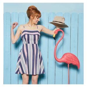 ModCloth Dresses & Skirts - Striped Spring Sundress