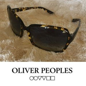 Oliver Peoples Accessories - 😎Oliver Peoples Sunglasses 🔴🔴🔻🔻⬛️⬛️