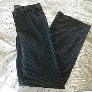 Pants - Pin-striped pants