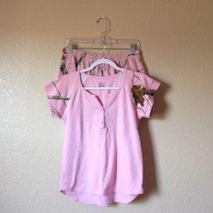 Cabela s Intimates   Sleepwear - Cabela s Realtree Pink Camo ... f1fb5d968