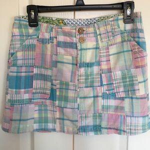 Dresses & Skirts - Preppy pastel Sz0 skirt