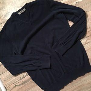 Old Navy Other - Navy Men's V-Neck Sweater
