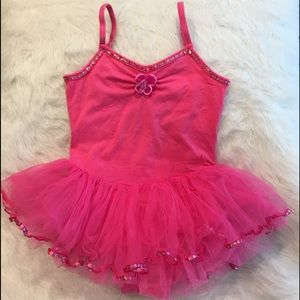 Popatu Other - Hot Pink Popatu Tutu Leoptard