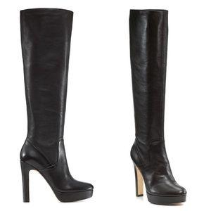 KORS Michael Kors Shoes - EUC 🖤 KORS | MICHAEL KORS KNEE HIGH BOOT SIZE 8.5