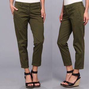 Kut from the Kloth Pants - KUT from the Kloth Relaxed Trouser Crop