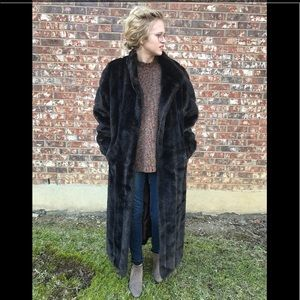 Fabulous Furs Jackets & Blazers - Fabulous Fur Faux Fur Coat