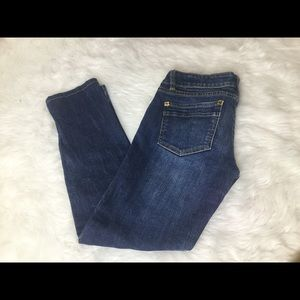 Roberto Cavalli Denim - Roberto Cavalli Ankle Cropped Jeans. Sz 27