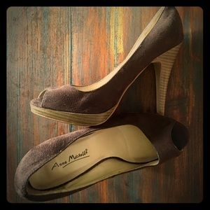 Shoes - Sexy suede wedges
