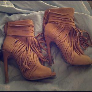 Nasty Gal booties