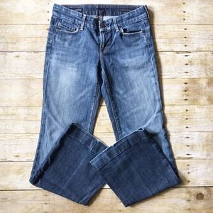 Citizens of Humanity Denim - Low waist Faye stretch, Citizens of Humanity, 26