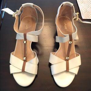 Nurture Shoes - Wedge Sandals👡