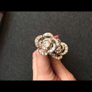 Wedding hair piece (set of 2)