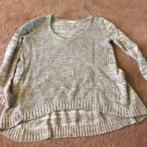 Brandy Melville Sweaters - Hi low sweater
