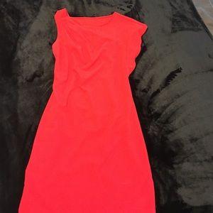 Red Dress / Half sleeve  $30