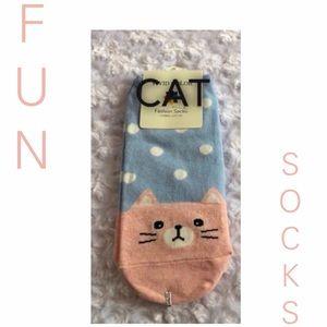 51Twenty Other - KIDS CAT SOCKS