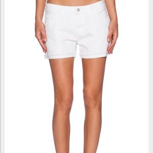 J Brand low rise boy fit short size 27 NWT
